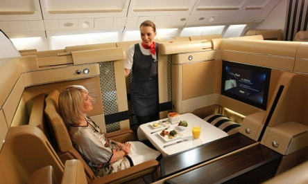 What Are The Benefits Of Flying First Class?
