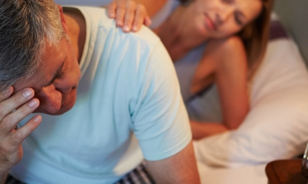 Learn Causes And Symptoms Of Night Sweats In Men