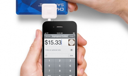 Get Paid Easily With iPhone Square Credit Card Reader